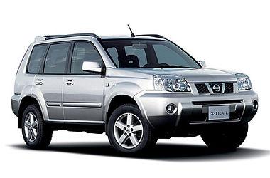 каталог запчастей автомобиля nissan x-trail